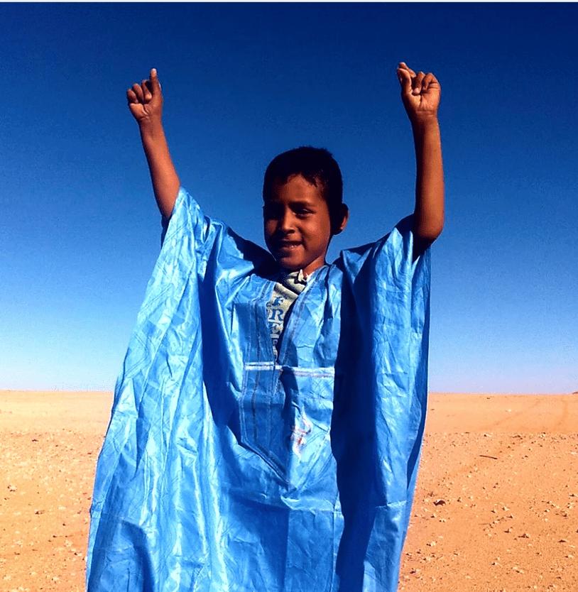 La sonrisa de Mohamed: hijo de las nubes, hijo de la resistencia | Mexteki