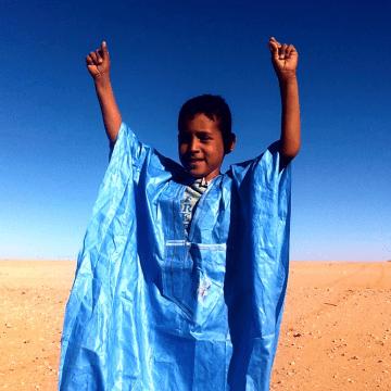 La sonrisa de Mohamed: hijo de las nubes, hijo de la resistencia   Mexteki