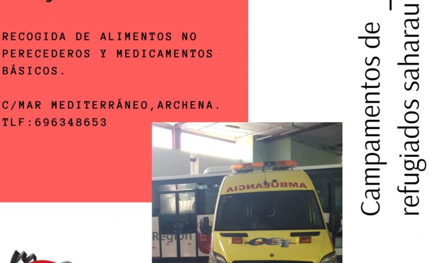 Caranava solidaria a Tinduf | ▶️ Emisora de Radio en Molina de Segura | Radio Compañía