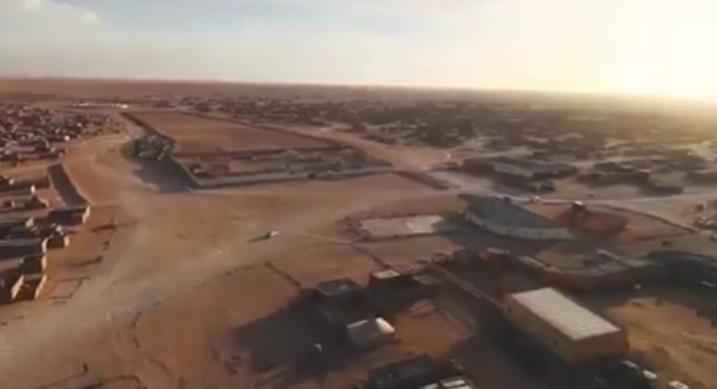 Alerta por altas temperaturas en los campamentos saharauis