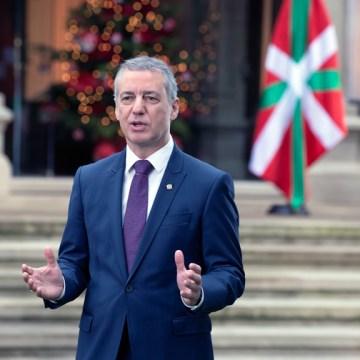 Presidente saharaui felicita al Lehendakari del Gobierno Vasco