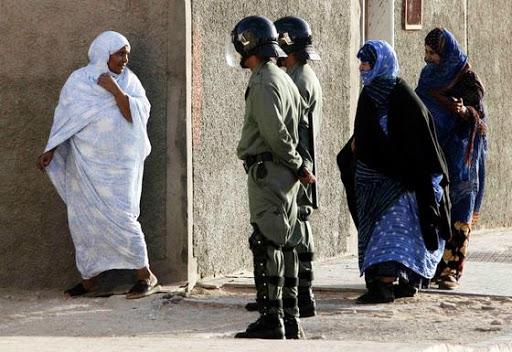 Las mujeres saharauis sufren la tortura, la cárcel y la violencia del régimen marroquí ante el silencio de la comunidad internacional   ECS
