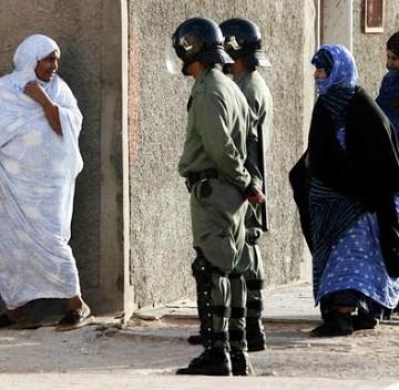 Las mujeres saharauis sufren la tortura, la cárcel y la violencia del régimen marroquí ante el silencio de la comunidad internacional | ECS