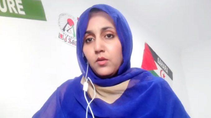 Libertad y Autodeterminación para el Sáhara Occidental – Liga Internacional Socialista