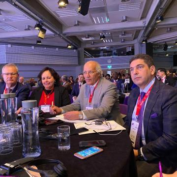 La RASD y Marruecos participan en la reunión de ministros de educación UA-UE