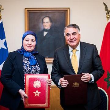 La embajada marroquí usurpa la representación de un municipio chileno y viola la Convención de Viena de Asuntos Diplomáticos – El Portal Diplomático