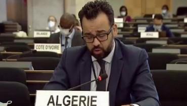 L'Algérie s'inquiète de la persistance des déplacements forcés dans le monde – Sahara Press Service