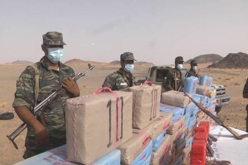 Sahara Press Service: El ejército saharaui lucha ahora contra el narco: se disparan en el desierto las incautaciones de droga de Marruecos