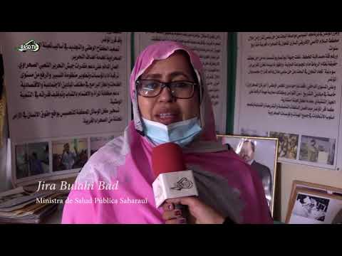«Hasta el momento, no hay ningún caso de Covid-19 en la República Saharaui. Es responsabilidad de todos seguir trabajando para superar lo antes posible esta crisis sanitaria internacional» – Ministra de Salud Pública de la RASD