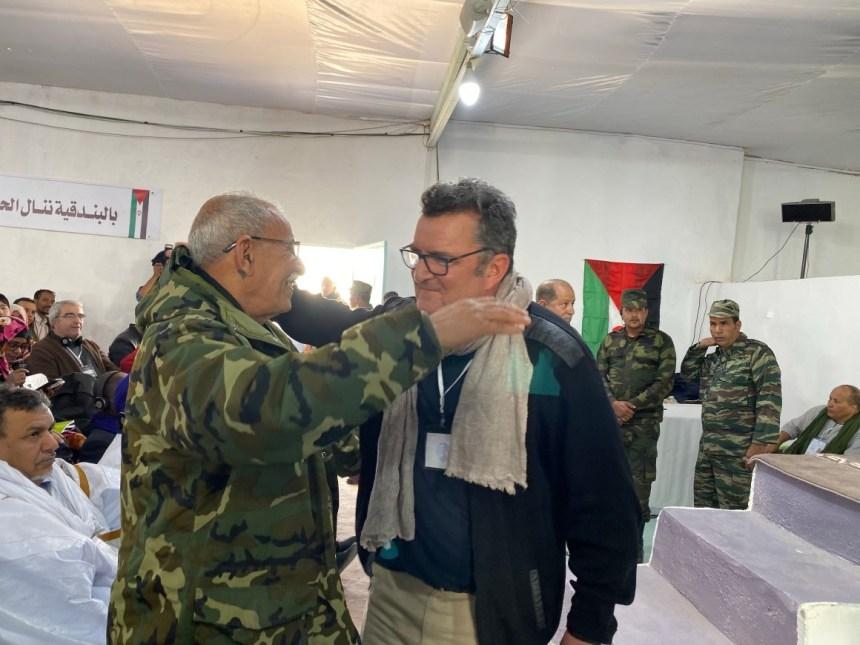 Pepe Taboada: Preocupación extrema del movimiento solidario español, ante la llegada de los primeros casos  de COVID-19 y fallecidos por esta causa en los campamentos de población refugiada saharaui cerca de Tinduf