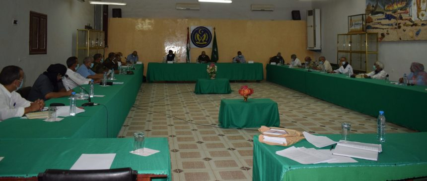 National Secretariat praises SPLA's efforts against organized crime and drugs – Sahara Press Service