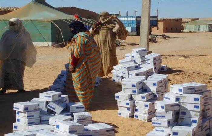 La UE niega desvío de la ayuda humanitaria destinada a los campamentos de refugiados saharauis