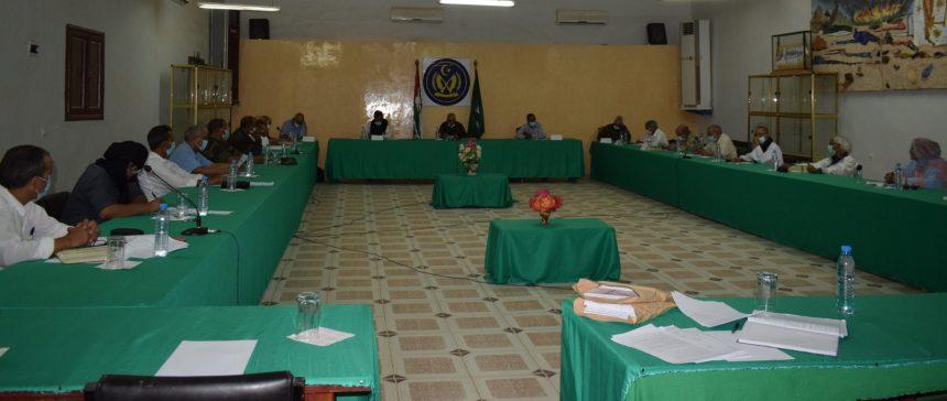 El Secretariado Nacional celebra su segunda sesión ordinaria después del decimoquinto congreso del Frente Polisario | Sahara Press Service