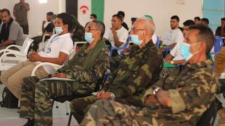 Brahim Gali elogia rol de los jóvenes saharauis en la batalla por la independencia