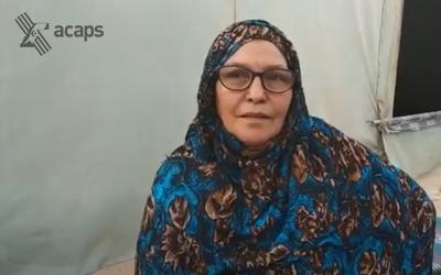 Entrevista a Dumaha Mohamed Maati, alcaldessa de Tifariti (Wilaia d'Smara) | Federació ACAPS