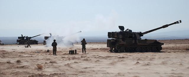 Los países que suministran armas a Marruecos y arsenal total del ejército marroquí
