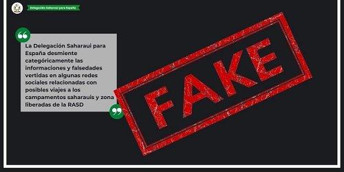 Nota aclaratoria sobre informaciones falsas