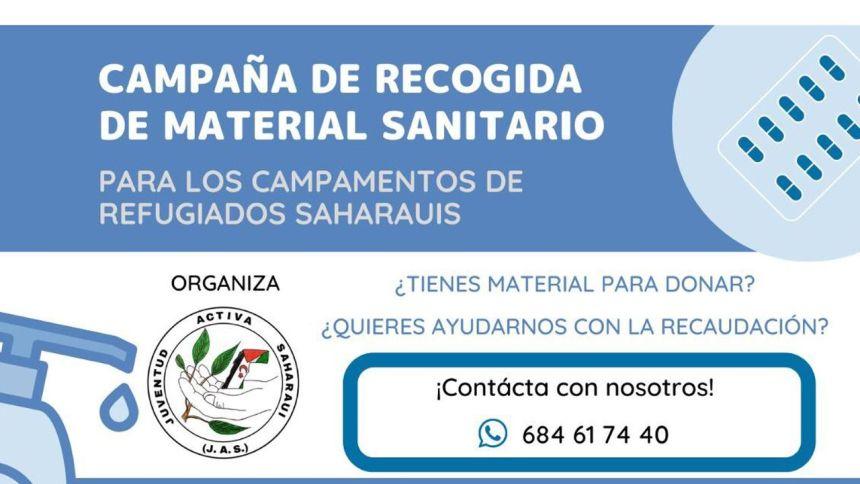 Voluntarios asturianos recogen material sanitario para enviar a campamentos de refugiados saharauis – La voz de Asturias