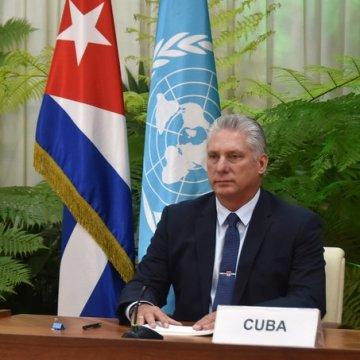 Asamblea General de NNUU: Cuba renueva su solidaridad con el pueblo saharaui | El Portal Diplomatico