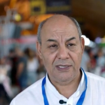 """Abidin Bucharaya: """" El statu quo busca Marruecos alimenta todos los factores de riego e inestabilidad en el Magreb""""   Sahara Press Service"""