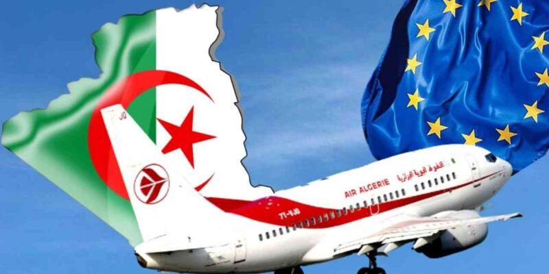 Lo que tienes que saber sobre la reanudación de los vuelos entre Argelia y Europa.