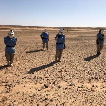 Guterres: «Las minas terrestres y otros restos explosivos de guerra siguen suponiendo una amenaza para la población en el Sáhara Occidental»