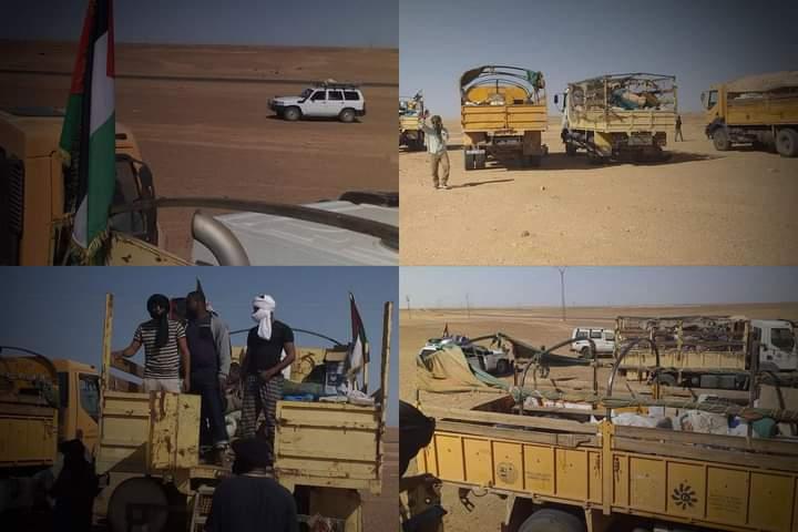 Los saharauis lanzan un ultimátum a Marruecos y a la ONU desde El Guerguerat | Por Taleb Alisalem /ECS