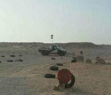 El Guerguerat: punto clave para el conflicto saharaui.