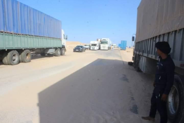 Con la ayuda de la Minurso, militares camuflados y agentes de servicios de inteligencia marroquíes invaden la línea de separación en El Guerguerat