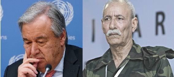 Brahim Ghali a Guterres: «Tomamos nota de sus declaraciones, pero Guerguerat permanecerá cerrado»