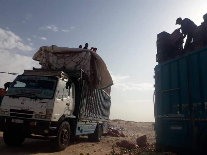 A Mauritania también le perjudica el cierre de la brecha de El Guerguerat