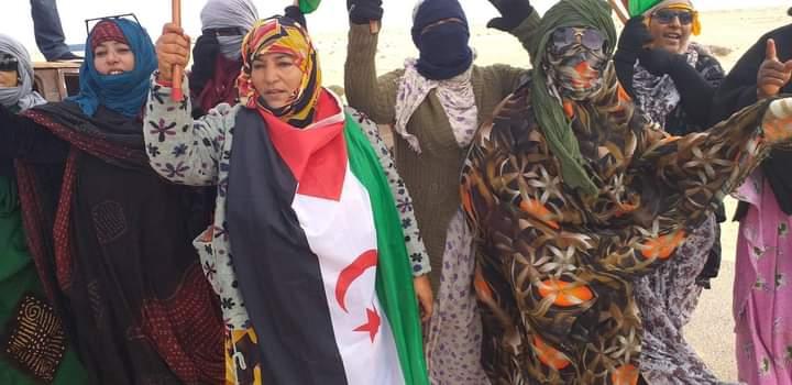 Sexto día de protestas en el Sáhara Occidental, cierre de la brecha ilegal en El Guerguerat y tensión militar entre el Polisario y Marruecos