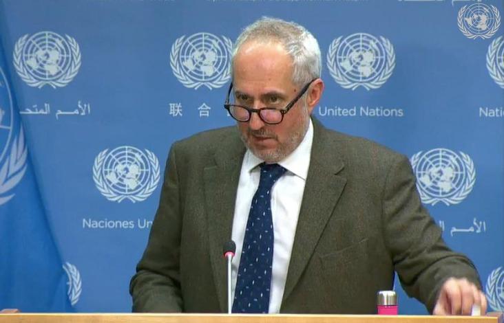 La ONU anuncia que su posición no ha cambiado después de la apertura de los consulados en el Sáhara Occidental
