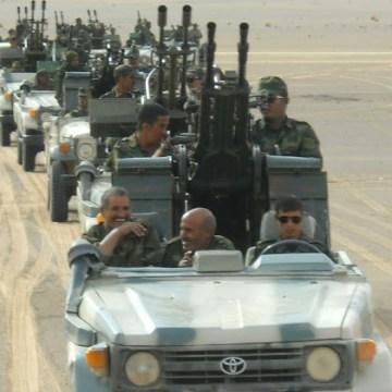 Movimientos militares del ejército marroquí hacia la zona de El Guerguerat y el Frente Polisario advierte