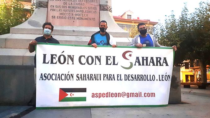Joseba Alzueta: «Corro para hacer ver la realidad» de los campos de refugiados saharauis «que está siendo ocultada intencionadamente» | Astorga Redacción