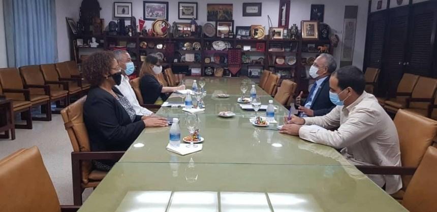 Embajador en La Habana resalta inquebrantable apoyo del PCC y del Gobierno de Cuba a la heroica lucha del pueblo saharaui | Sahara Press Service