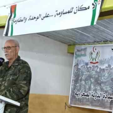 El Presidente de la República pide a la ONU que cumpla con su compromiso para con el pueblo saharaui en la organización de un referéndum de autodeterminación | Sahara Press Service