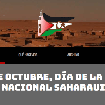 La Actualidad Saharaui: 12 de octubre de 2020 🇪🇭