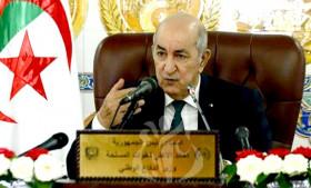 Le Président Tebboune réaffirme la position de l'Algérie vis-à-vis des causes justes | Sahara Press Service