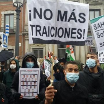 Saharauis y el movimiento solidario reclaman a España que afronte su obligación con el Sáhara Occidental | Contramutis