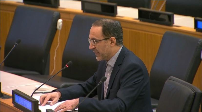Cuarta Comisión: Irán critica la continua violación por parte de Marruecos del derecho internacional en el Sáhara Occidental