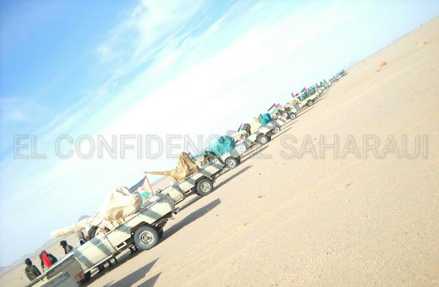El ejército saharaui en máxima alerta y preparado para afrontar cualquier acción militar marroquí