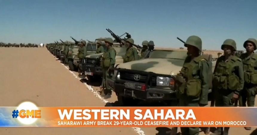 GUERRA EN EL SAHARA   Lo que debes de saber sobre el quinto día de guerra