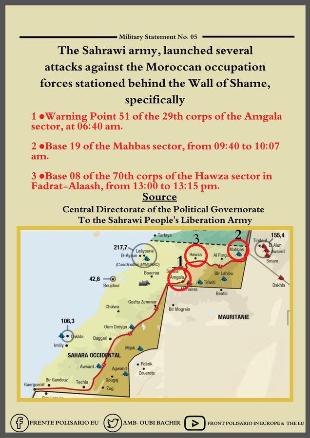 La Actualidad Saharaui: 18 de noviembre de 2020 🇪🇭