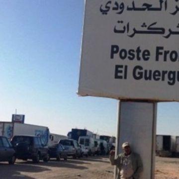 Sahara occidental : l'armée marocaine intervient à Guergarate | Algérie 1