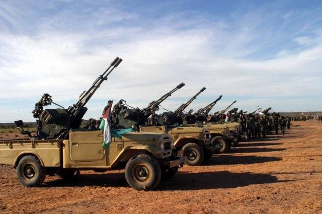 GUERRA EN EL SAHARA | Marruecos ataca la protesta saharaui ante la indiferencia de la ONU – espiral21