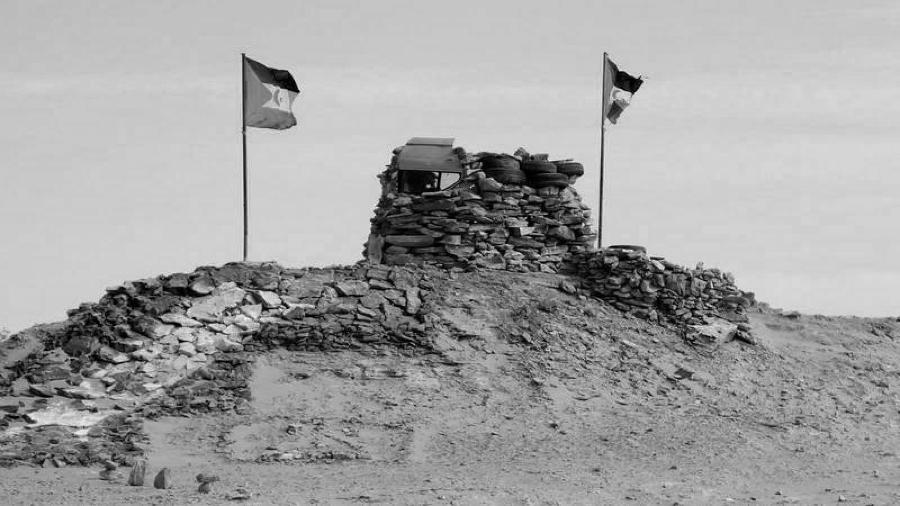Sahara Occidental Frente Polisario la-tinta
