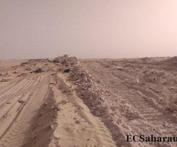GUERRA EN EL SAHARA | Marruecos está sembrando un nuevo campo de minas antipersona en El Guerguerat