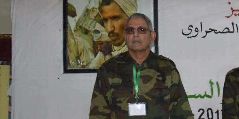 El presidente de la Comisiòn de Defensa y Seguridad afirma que el ELPS logró grandes victorias y causado «pérdidas humanas y materiales a las fuerzas de ocupación»   Sahara Press Service