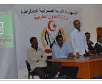 La diplomacia de la impostura y comunicados falsos (Comunicado MAE)   Sahara Press Service